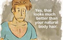 bodyhair